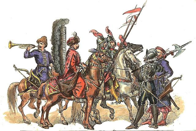 Żołnierze_polscy_1588_1632_Jan_Matejko