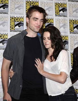 Rob Pattinson y Kristen Stewart pareja 7