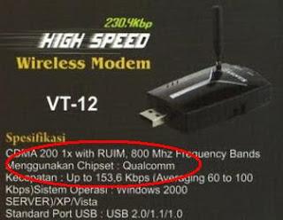 cara modem internet murah
