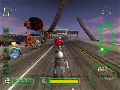 Download Crazy Frog Racer 2