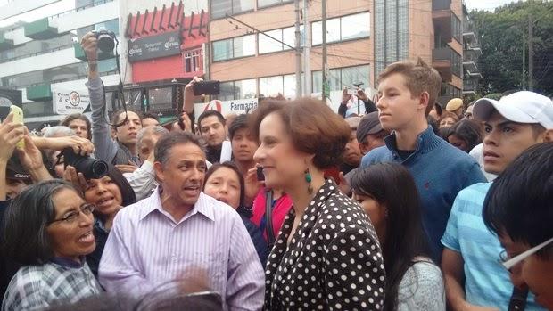 Aristegui rompe récord histórico en peticiones de Change.org México