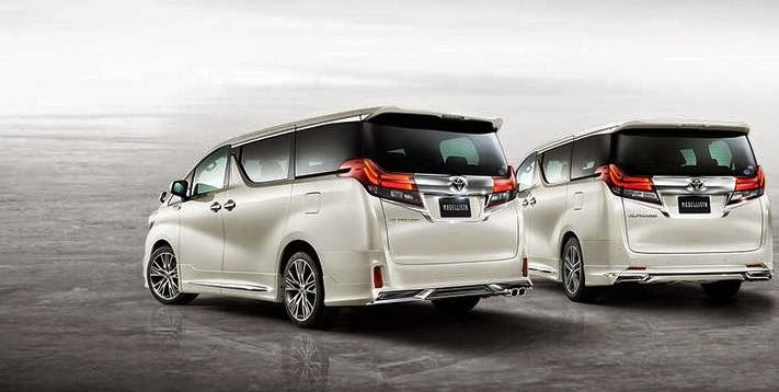 2017 Toyota Alphard Hybrid Review Auto Cars Review