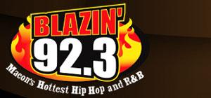 WLZN FM Blazin 92.3