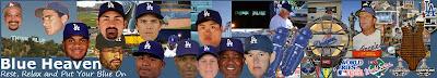 Dodgers Blue Heaven