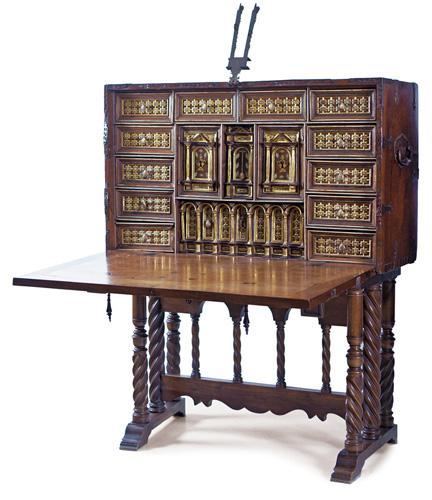 El baul de hojalata bargue os for Precios de muebles antiguos