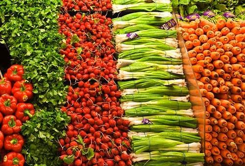 Alimentación sana en Carrefour
