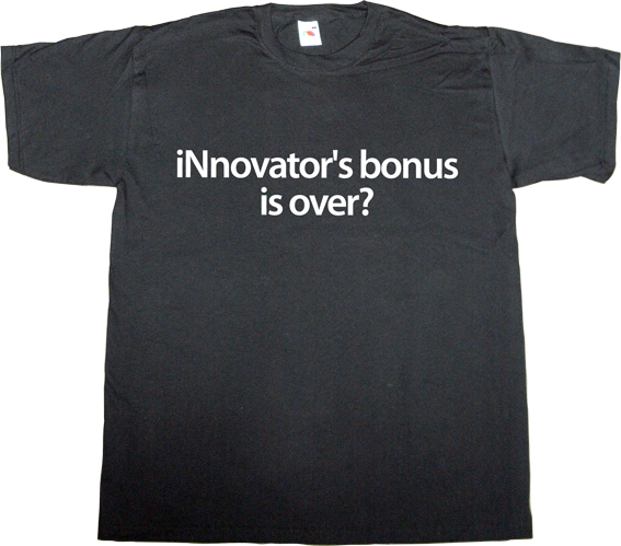 apple innovation gadget iphone ipad iwatch t-shirt ephemeral-t-shirts