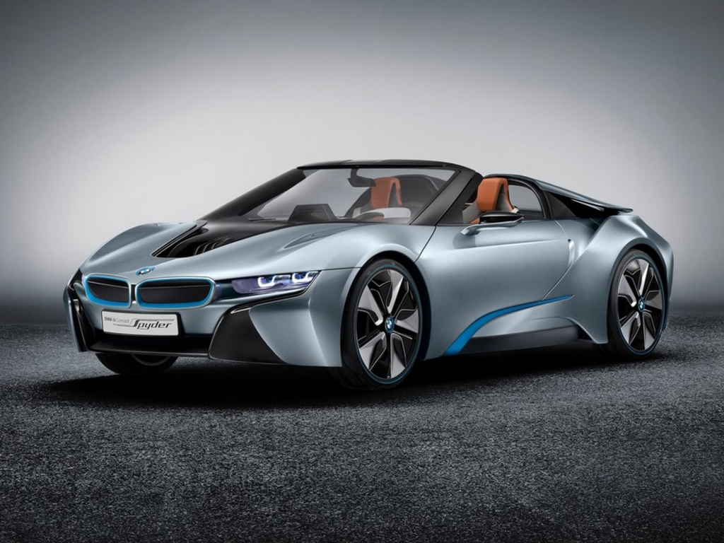 2013 bmw i8 spyder concept auto cars concept. Black Bedroom Furniture Sets. Home Design Ideas