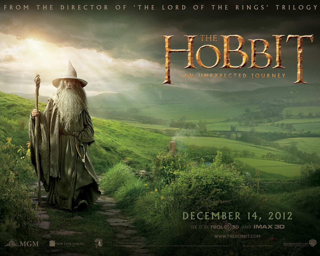 Gandalf Hobbits