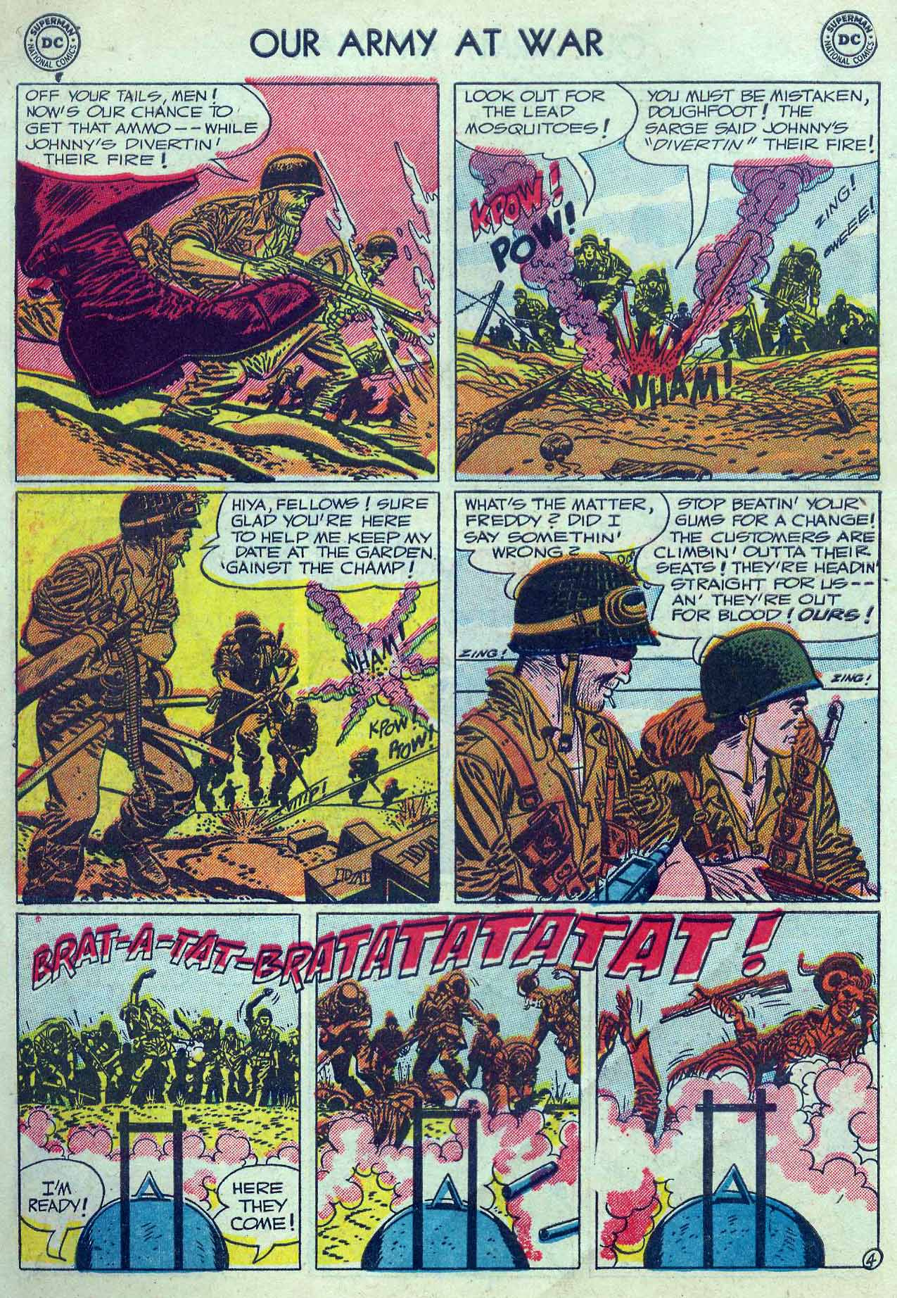 Our Army at War (1952) #2 #300 - English 6