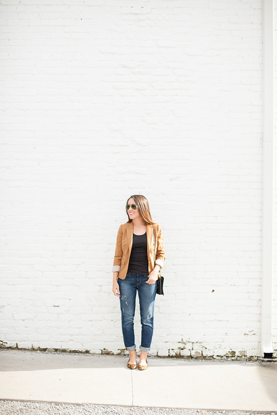 Here&Now: Gap Factory boyfriend jeans for Fall