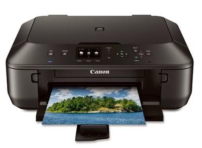 Canon PIXMA MG5520 Printer Driver Download