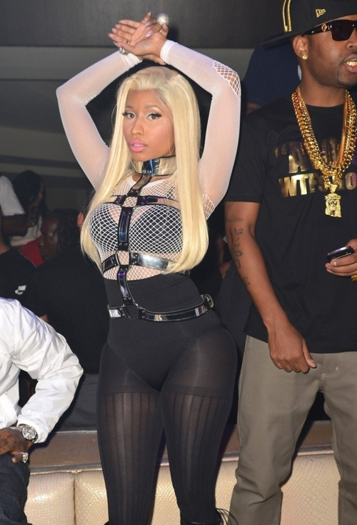 MsChindahBlogspotCom Nicki Minaj Avoids The Sophomore