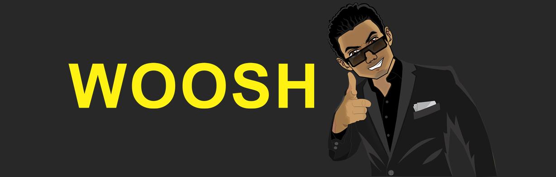 WOOSH: Humor e Curiosidade
