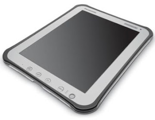 Android app Panasonic Tablet