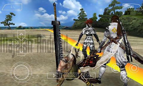 Download Basara Heroes 3 Ppsspp | Jurens Game