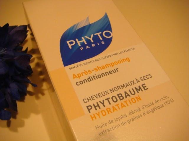 Acondicionador capilar Phytobaume Hidratation de Phyto