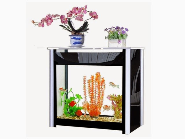 Coolest Fish Bowls and Awesome Aquarium Designs (15) 3