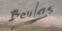 Firma de José Beulas