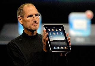 Steve Jobs Resigns From Apple
