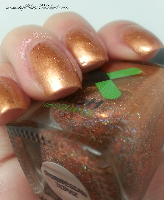 Kilox Lacquers - World Opulence Collection - Norwegian Topaz