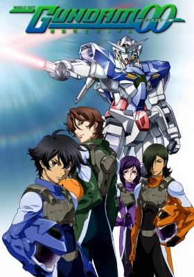 Mobile Suit Gundam 00 (Dub)