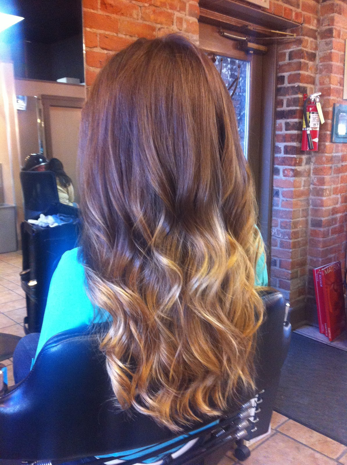 Alex Crabtree Hair Make Up Blog Hair Color Trends Ombre