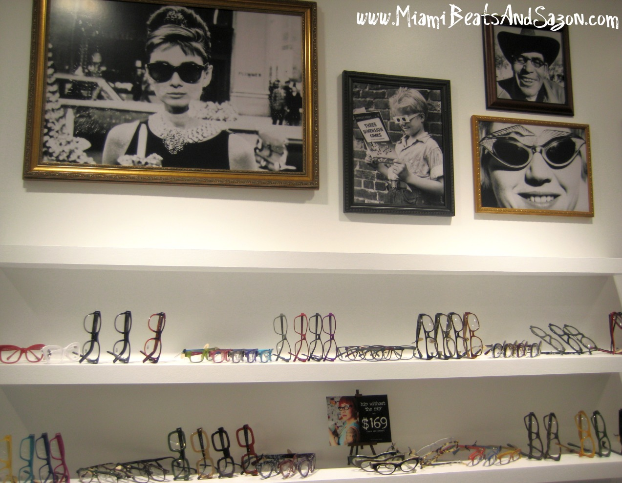 new eyewear spot see hosts the grand opening of its