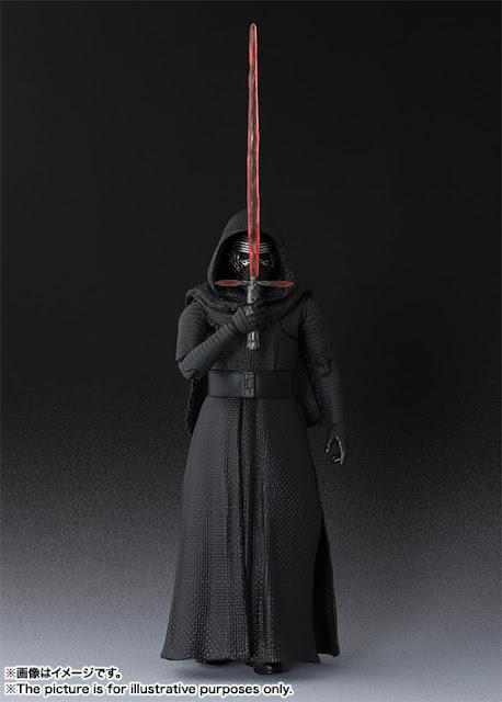 S.H.Figuarts Kylo Ren Star Wars