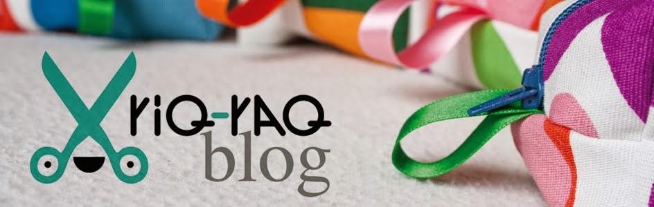 Riq-Raq Blog