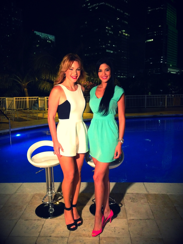 Audris Rijo, primera finalista del concurso Miss Belleza Latina 2013 ...