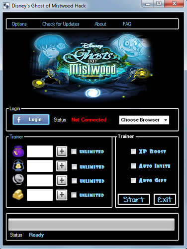 DISNEYS GHOSTS OF MISTWOOD CHEAT HACK TOOL