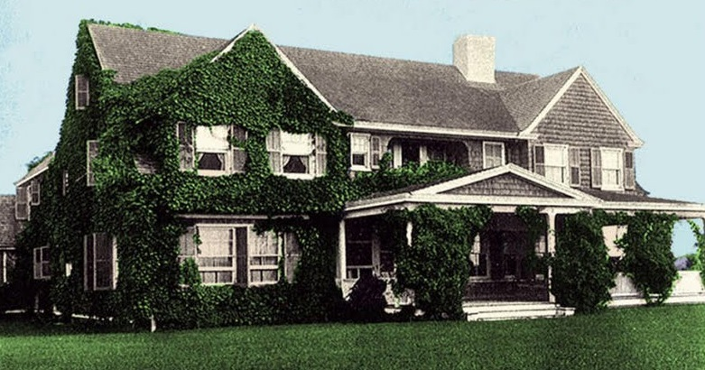 Grey gardens at east hampton houses of the hamptons for Houses of the hamptons