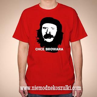 koszulka chce browara