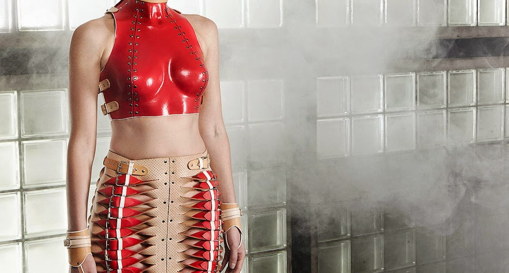 Fetish Fashion : Marina Hoermanseder AW2014