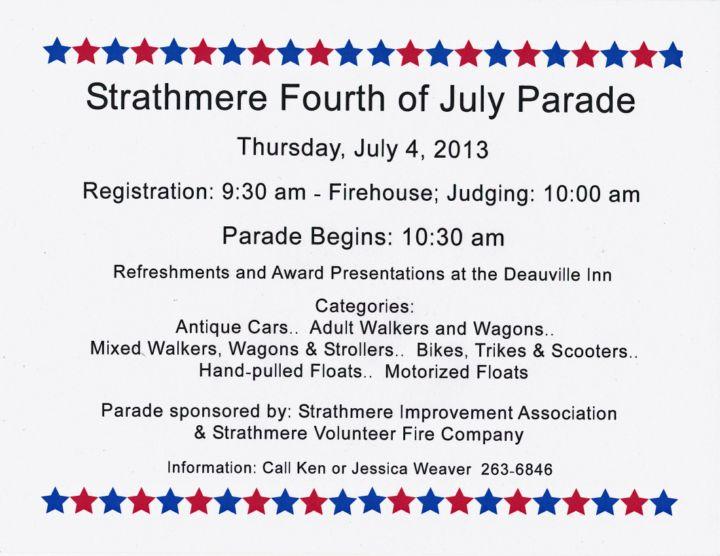 Calendar June Sia : Strathmere news happenings sia newsletter