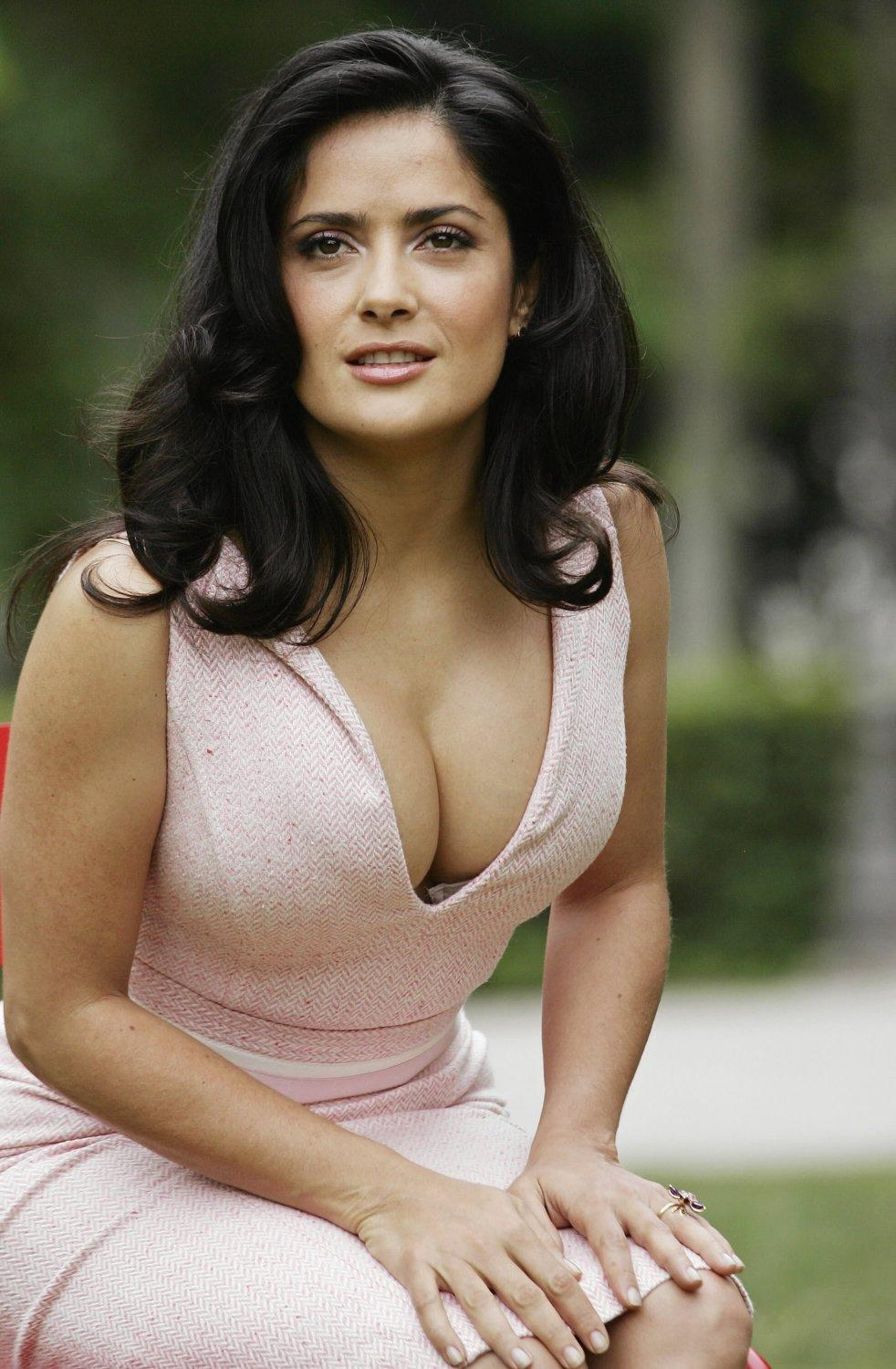 Actress salma hayek