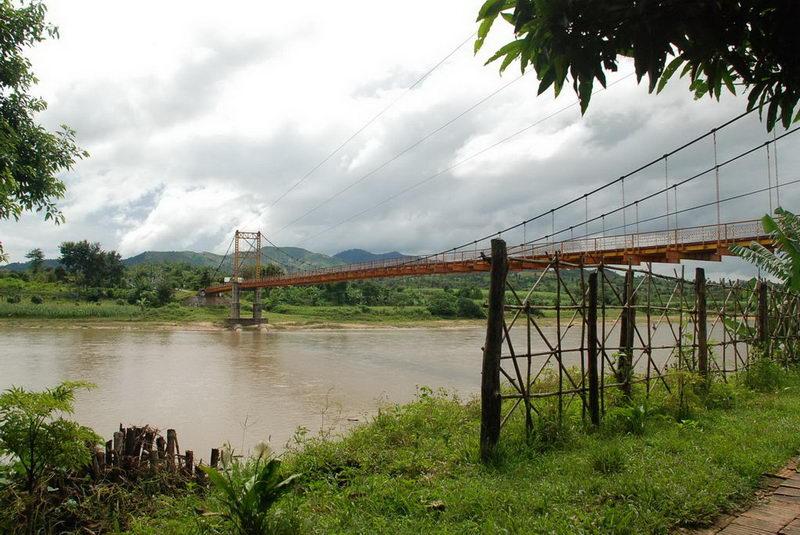 Cầu Dakbla, Kontum - Photo Phạm Anh Tú