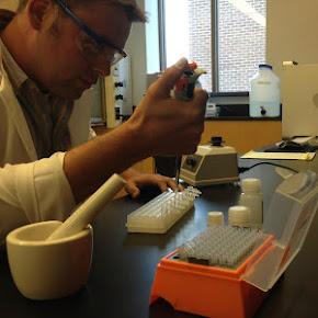 Brandon Lind (ILS Ph.D.)