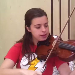 pokemon violino