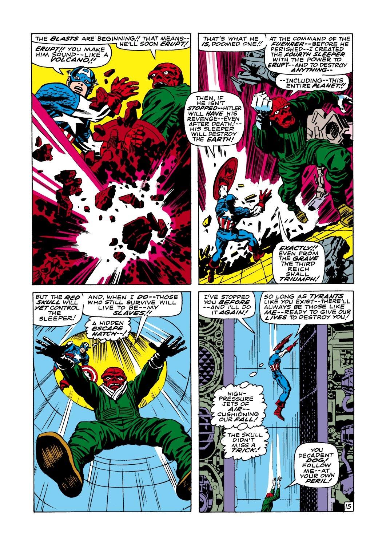 Captain America (1968) Issue #101 #15 - English 16