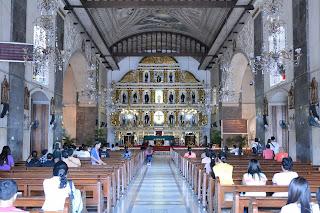 Sanctuary of Basílica Menor del Santo Niño in Cebu