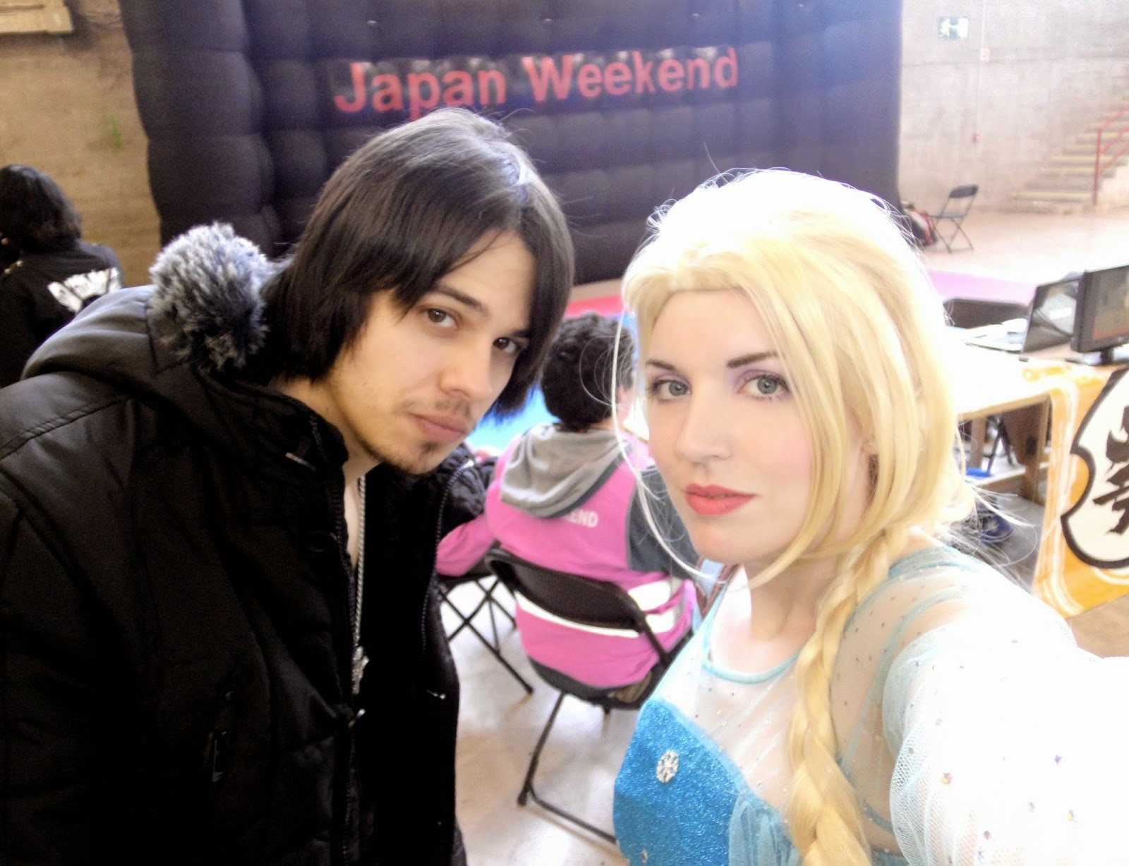 reportaje chibi japan weekend madrid 2015
