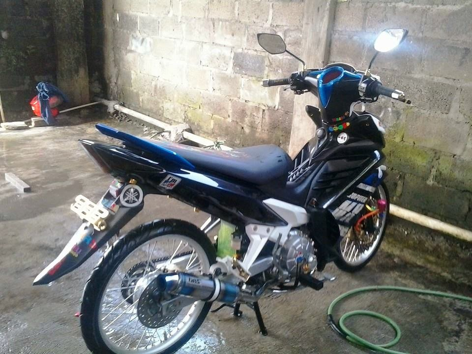 Variasi Motor Mx New referensi