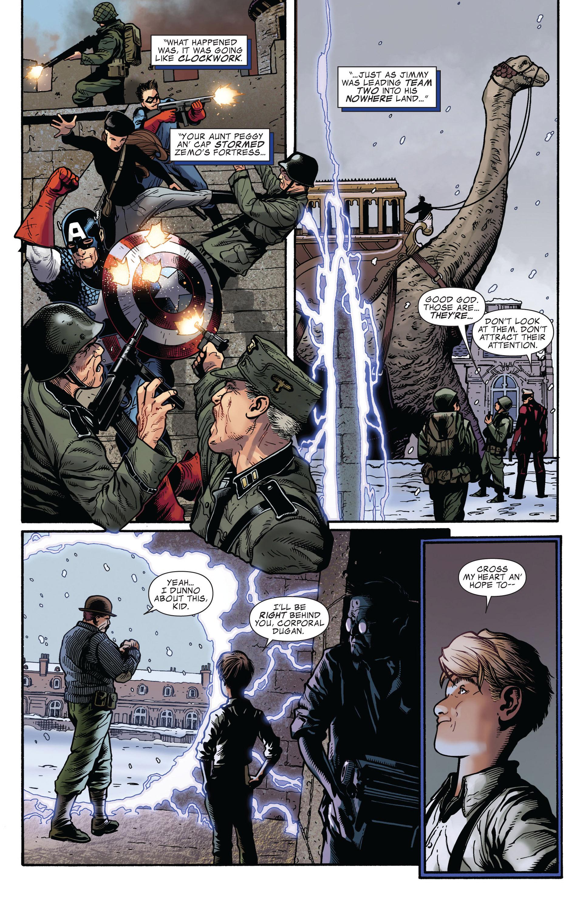 Captain America (2011) Issue #2 #2 - English 8