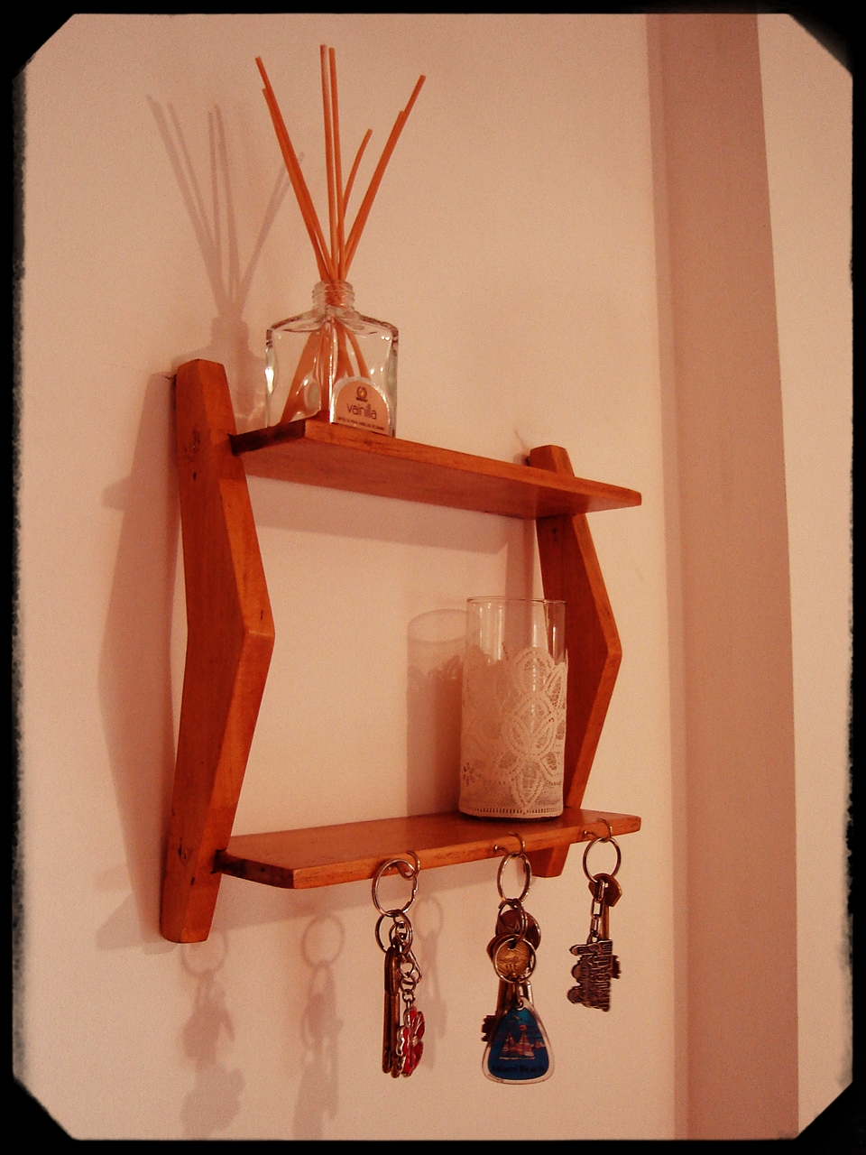 Vittorina disegno - Para colgar llaves ...