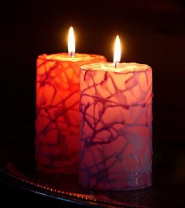 Kalevantulen kynttilät