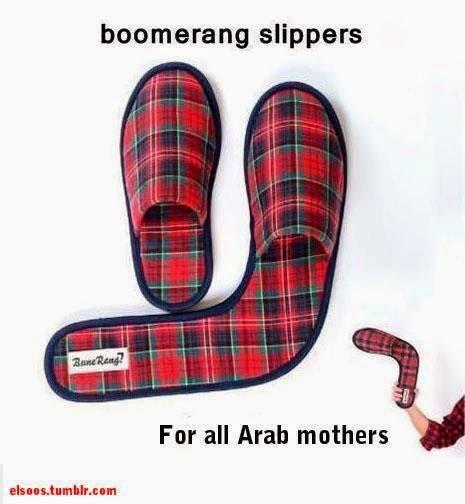 Zapatillas boomerang
