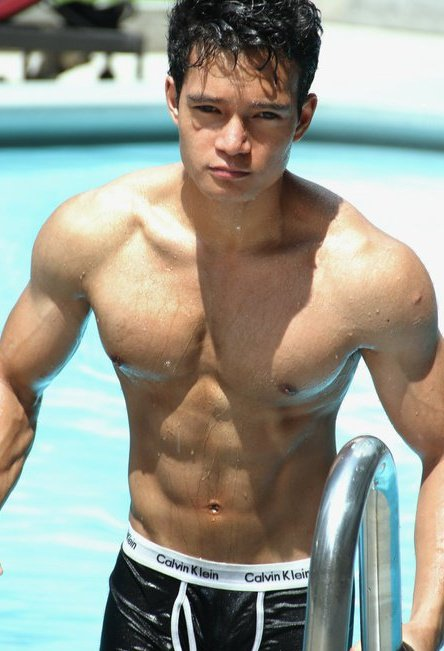 asian malay male naked