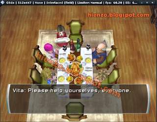 Innocent Life: A Futuristic Harvest Moon (2)